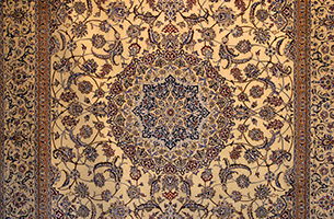 Silk Rug Cleaning Services