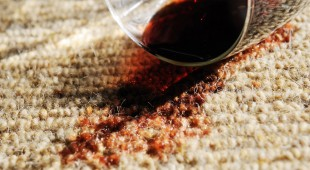 stains vs. soils on carpets